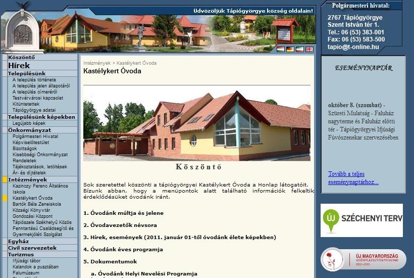 Kastélykert Óvoda